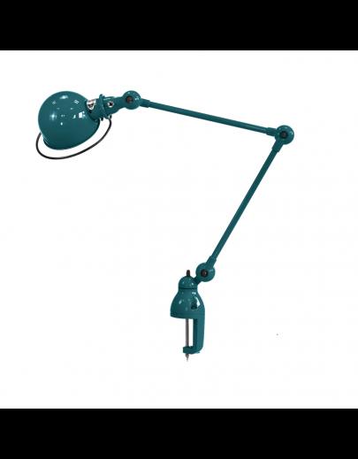 Loft D 4040 m/ 2 arme á 40 cm bordlampe m/klemme Jieldé