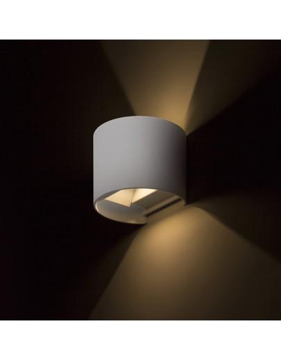 Tito R LED udendørs væglampe Rendl